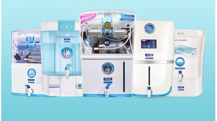 Kent RO Water Purifiers Price 2018