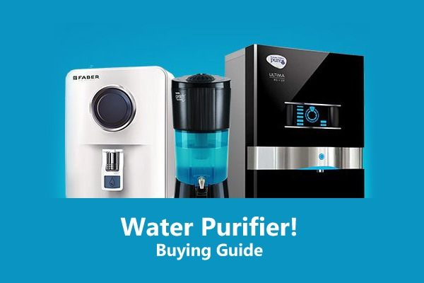 water purifier buying guide